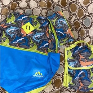 Other - 3 piece backpack set